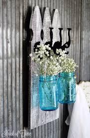 43 Farmhouse Decor Ideas For The Home Picket Fence Decor Diy Farmhouse Decor Picket Fence Crafts