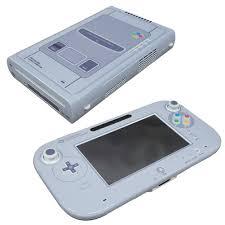 Premium Skin Sticker For Nintendo Wii U Wrap Pop Skin Super Famicom Edition Ebay