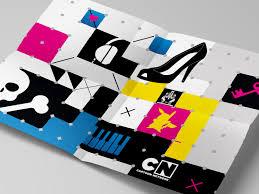 cartoon network wallpaper poster by