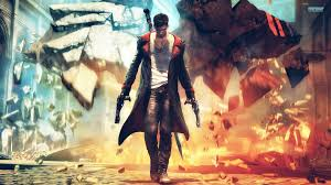 dmc devil may cry wallpapers top free