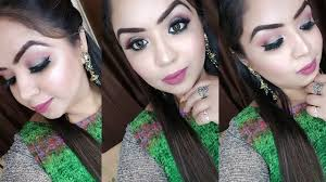 how to do eye makeup at home for party