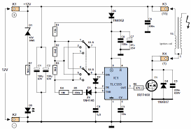 Electric Fence Energizer Circuit Diagram 12v Best Image Wallpaper Electric Fence Energizer Electric Fence Circuit Diagram