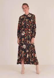 warehouse fearne vines tze dress