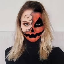 21 half face makeup ideas and