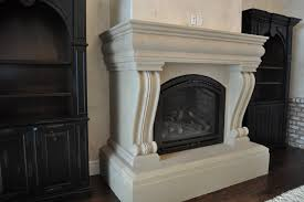 cast stone fireplace mantel surrounds