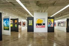 contemporary art galleries