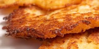 sweet potato latkes recipe epicurious com