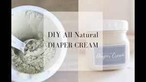 best diaper rash cream all natural with