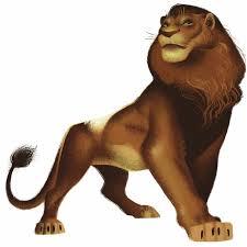 Room Mates The Lion King Simba Peel And Stick Giant Wall Decal Wayfair