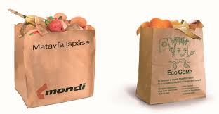 kraft paper bags for palatable food