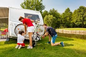 carry bike caravan a frame