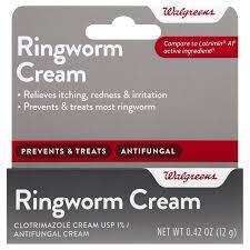 clotrimazole antifungal ringworm cream