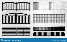 Fence Panels Stock Illustrations 404 Fence Panels Stock Illustrations Vectors Clipart Dreamstime
