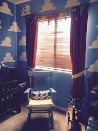 Toy Story Nursery Diy Curtain Toy Story Nursery Toy Story Room Toy Story Bedroom