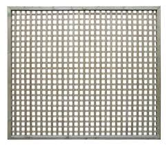Lattice Trellis Fencing Panel 1 57m High Jacksons Fencing