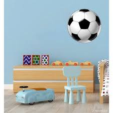 Soccer Ball Wall Decal Football Sticker Boys Room Decor Gift Etsy