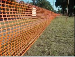 China Safety Mesh Orange Color Fence China Plastic Mesh Fencing