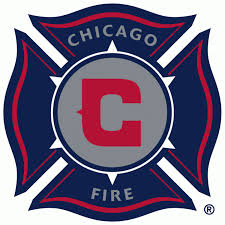 Chicago Fire Bumper Sticker Or Window Decal Paperandclips2
