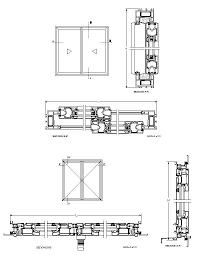 architecture details cad drawings