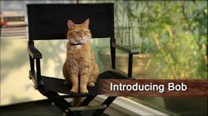 Meet 'Bob' - A STREET CAT NAMED BOB Featurette - YouTube