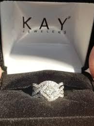 kay jewelers princess cut leo diamond