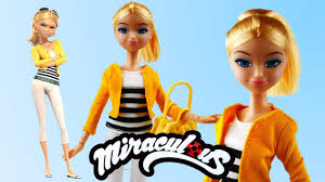 Miraculous Ladybug Chloe Fashion Doll Toy Unboxing And Review