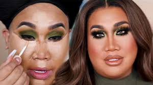 makeup ive ever done patrickstarrr