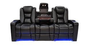 octane mega powered headrest sofa