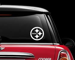 Pittsburgh Steelers Car Decal Sticker Nfl Football The Decal God