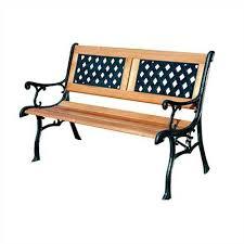 kingfisher 2 seater bench free uk