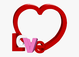 valentines day frame png image free