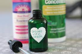 deluxe diy vitamin c serum new