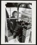 Myrna Wright, 1st woman to be hired as bus driver in NYC | Library ...