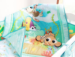 finding nemo baby nursery cot