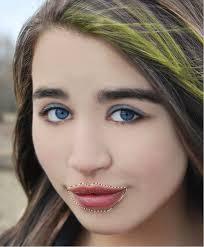 face makeup in photo cs5