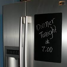 Amazon Com Chalkboard Refrigerator Sticker Or Chalkboard Cabinet Sticker Office Products