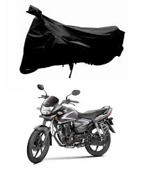 honda cb shine black bike body cover