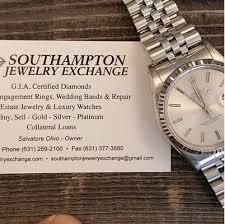 southton jewelry exchange 801 county