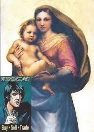 Pricilla Presley Holiday Card to Myrna Smith from Pricilla, Marco &  Navarone   #540637077