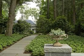 For Garden Design Inspiration Look Beyond The Fence Line