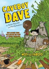 Caveboy Dave by Aaron Reynolds - Penguin Books Australia