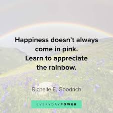 rainbow quotes celebrating hope after a storm