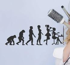 Human Evolution Aesthetic Wall Sticker Tenstickers