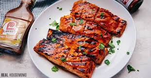 hawaiian grilled salmon filets real