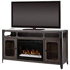bowery hill 60 fireplace tv stand