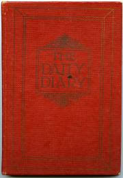 Hazelle Myra Allen Brooks diaries | Dickinson College