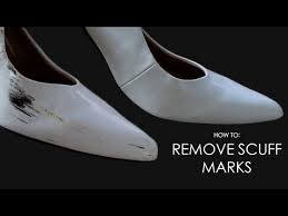 how to remove scuff marks from patent