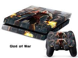 2020 God Of War Decal Skin Protective Sticker For Sony Ps4 Console Controller From Hanmi99 16 59 Dhgate Com