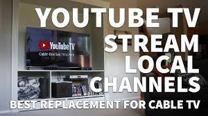 YouTube TV – Watch Local Channels ...