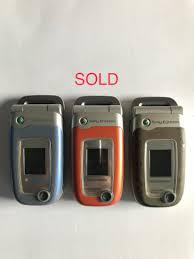 Sony Ericsson Z520 Flip, Mobile Phones ...